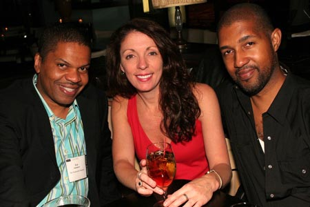 Photo Coverage: NAMT Reception at Marseilles