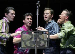 Jersey Boys:  Welcome to Falsettoland