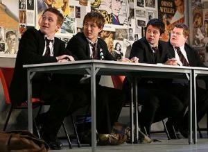 The History Boys: What If They Were Girls?