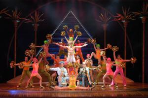 "Fun-Filled ""Joseph"" Is Perfect Mix of Broadway and Pop"