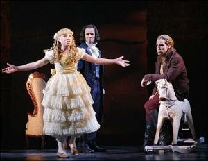 Lestat:  Die Young - Live Forever - Make Bad Musicals
