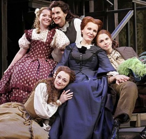 Little Women:  Which One's Blair?  Which One's Tootie?