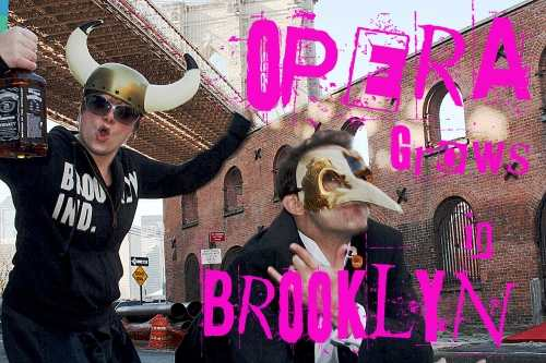 Galapagos in Brooklyn Presents OPERA GROWS IN BROOKLYN 12/12