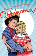 The Guys & Gals of 'Oklahoma!' at Paper Mill