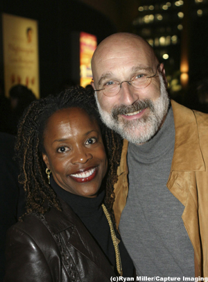 Charlayne Woodard and Alan Michael Harris Photo (2006-11-03)
