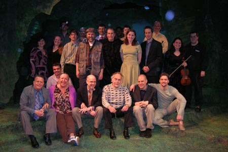 Photo Flash: A Fine and Private Place Opening Night