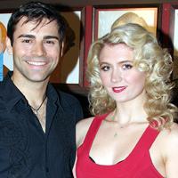 Photo Flash: Scarlett Strallen and Adam Fiorentino Join MARY POPPINS on Broadway