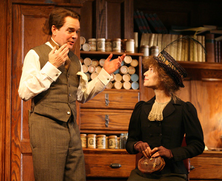 Photo Flash: Roundabout's 'Pygmalion' Opens Oct.18