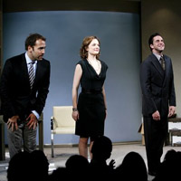 Photo Coverage: SPEED-THE-PLOW Opening Night Curtain Call and After Party