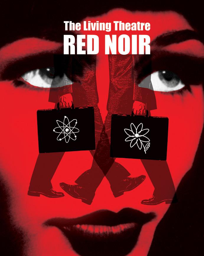 Living Theatre Extends RED NOIR Through 2/27
