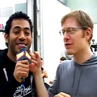 BWW TV: 'RENT' CHECK with Justin Johnston - Episode 1: Anthony Rapp