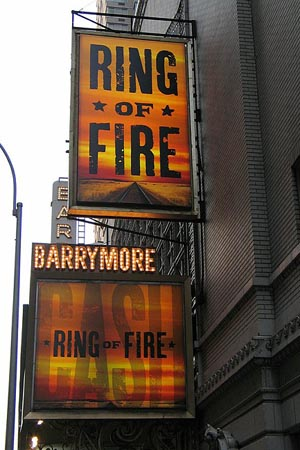 Photo Coverage: Ring of Fire Opening Night