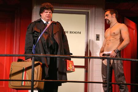 Photo Flash: McNally's 'The Ritz' Opens 10/11 at Studio 54