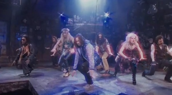 ROCK OF AGES Begins At Royal Alexandra Theatre 4/20