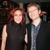 Photo Coverage: BC/EFA 'Salon: Six Degrees of Broadway Cares' Benefit