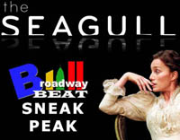BWW TV: Broadway Beat Sneak Peek at The Seagull's Opening