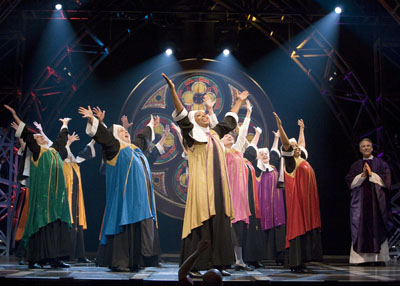 Print Sister Act Makes World Premiere in Pasadena - Printer ...