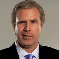 STAGE TUBE: Will Ferrell's TV Commercial That Was Pulled from ABC and CBS