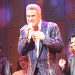 Photo Coverage: Taylor Hicks Final Curtain Call for 'Grease'