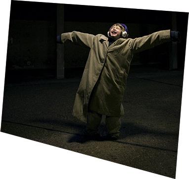 Theatre503 Presents The Dark Comedy THE TIN HORIZON 4/15-5/9