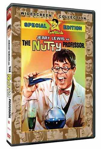 THE NUTTY PROFESSOR Headed to Broadway; Music by Hamlisch, Book by Holmes; Jerry Lewis to Direct