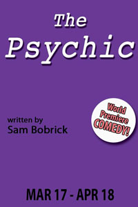 Falcon Theater Presents THE PSYCHIC