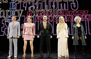 The Threepenny Opera:  Not So Perpendicular