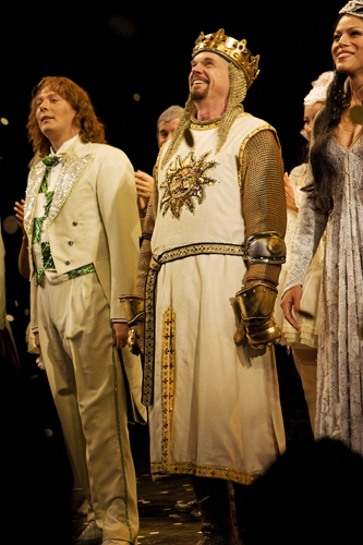 Spamalot Moves Up Closing Date 1 Week to Jan. 11, 2009