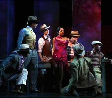 BC/EFA Offers GUYS & DOLLS Opening Night Extraordinary eBay Package