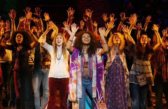 HAIR Broadway Cast Recording With Never Before Released Tracks Hits Stores 6/23