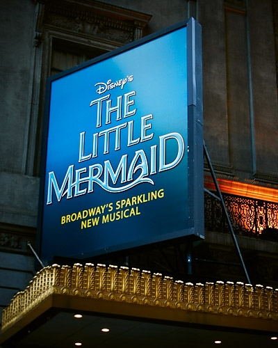 Drew Seeley to Join & Chelsea Morgan to Take Over THE LITTLE MERMAID as Eric and Ariel
