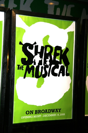 SHREK THE MUSICAL Adds
