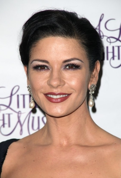 Catherine Zeta-Jones on Her Tony Nom!