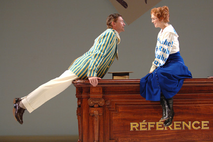 Photo Flash: Travesties at ACT Extends to Oct. 22