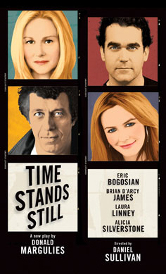 TIME STANDS STILL Closes March 27 at MTC