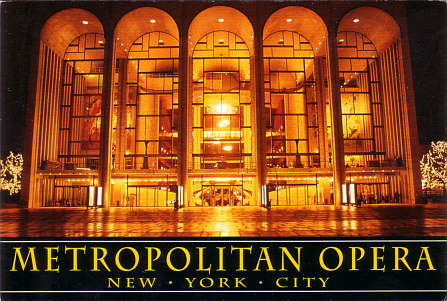 The MET Opera Announces Free Outdoor Events Line-up And NYC Locations