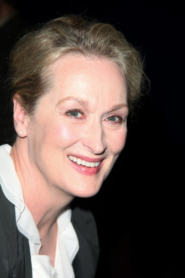 Meryl Streep Says She's Ready to Return to Broadway