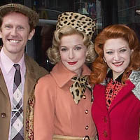 Irving Berlin's WHITE CHRISTMAS Begins Previews 11/14