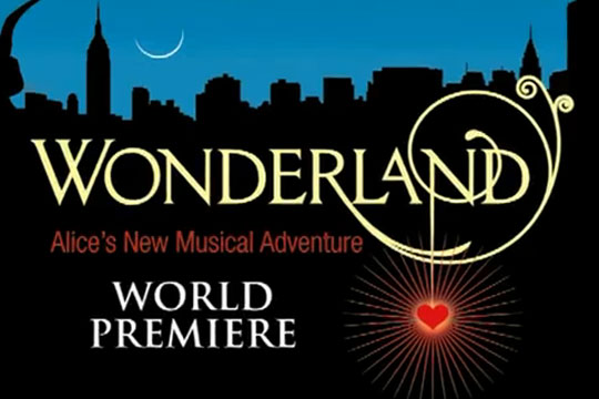 'Wonderland -Alice's New Musical Adventure'