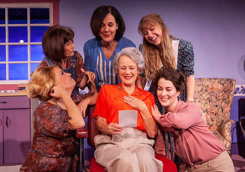 BWW Review: STEEL MAGNOLIAS Brings Laughter Through Tears at Sacramento Theatre Company