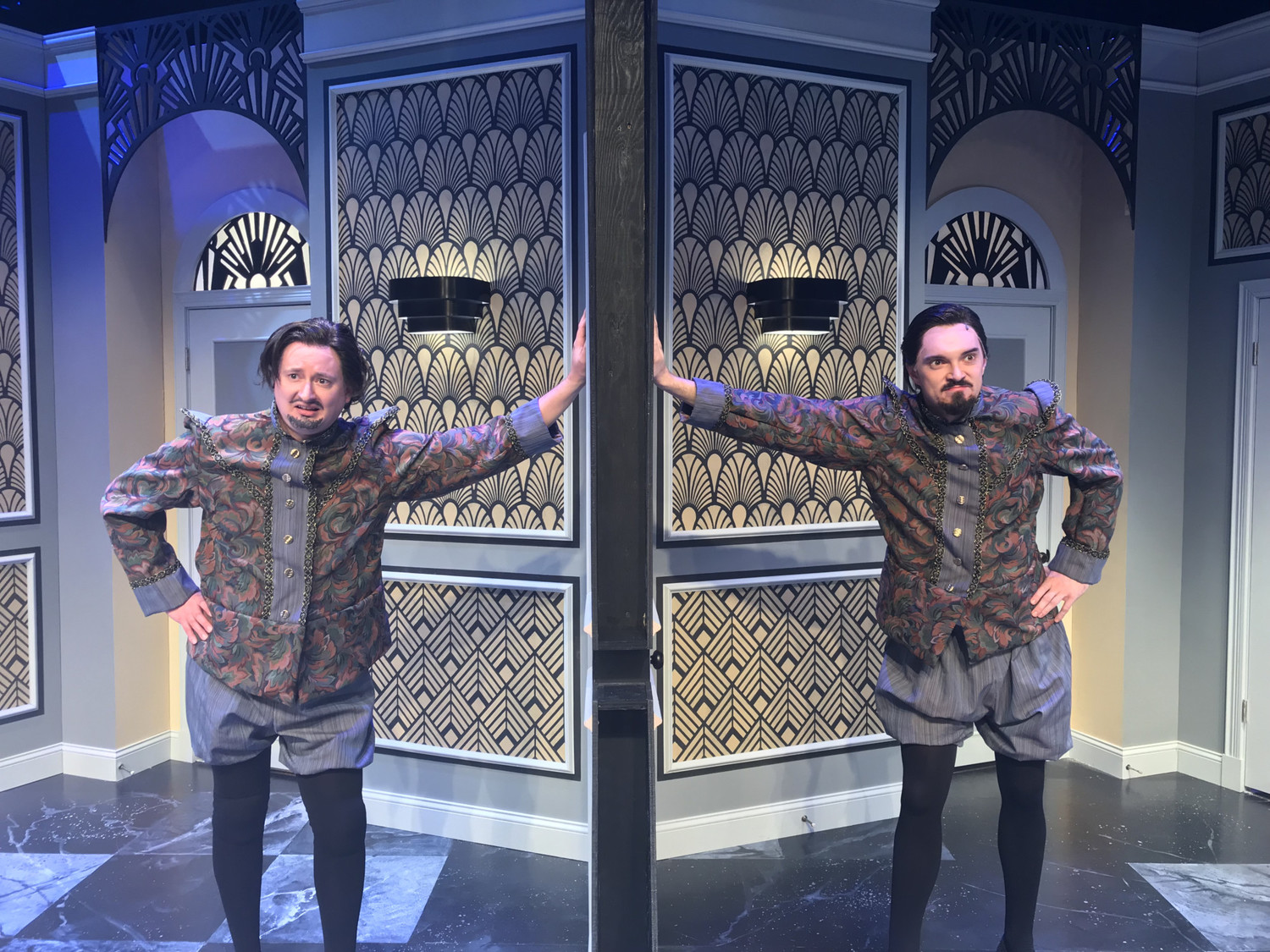 BWW Review: LEND ME A TENOR at Old Log Theatre