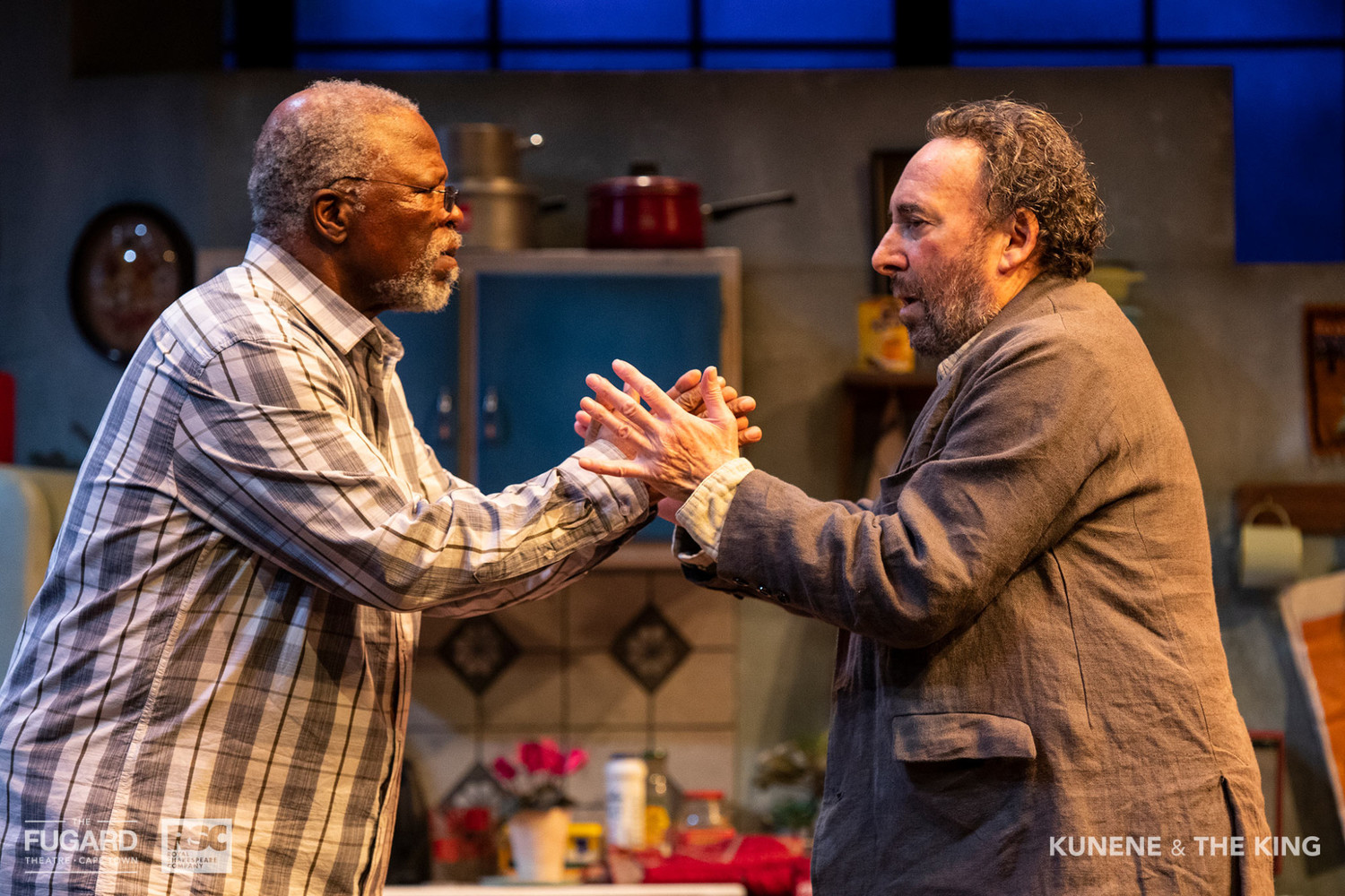 BWW Review: Kani's KUNENE AND THE KING Approaches Extant History with Acting Royalty