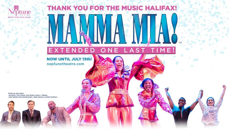 BWW Review: MAMMA MIA! at Neptune Theatre