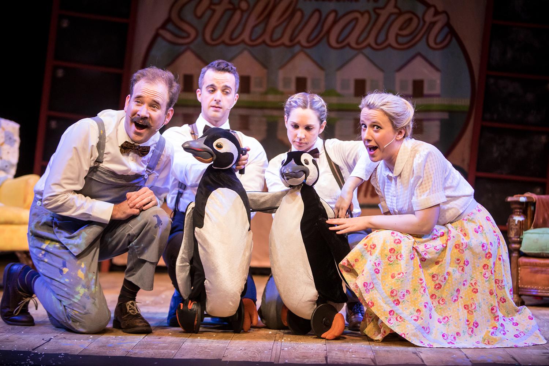 BWW Review: 'I've Got the Chills' For CTC'S Charming MR. POPPER'S PENGUINS