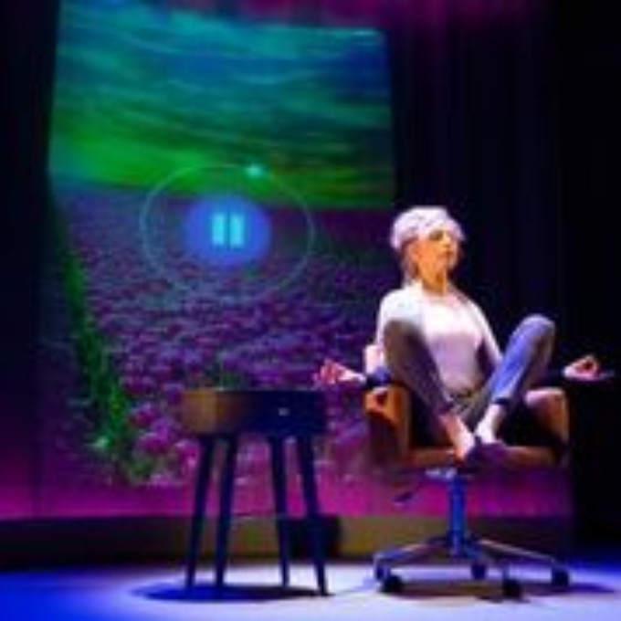 BWW Review: ACCIDENTALLY BRAVE at DR2 THEATRE