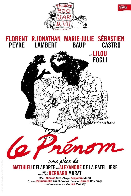 BWW Review: LE PRENOM at Theatre Edouard VII