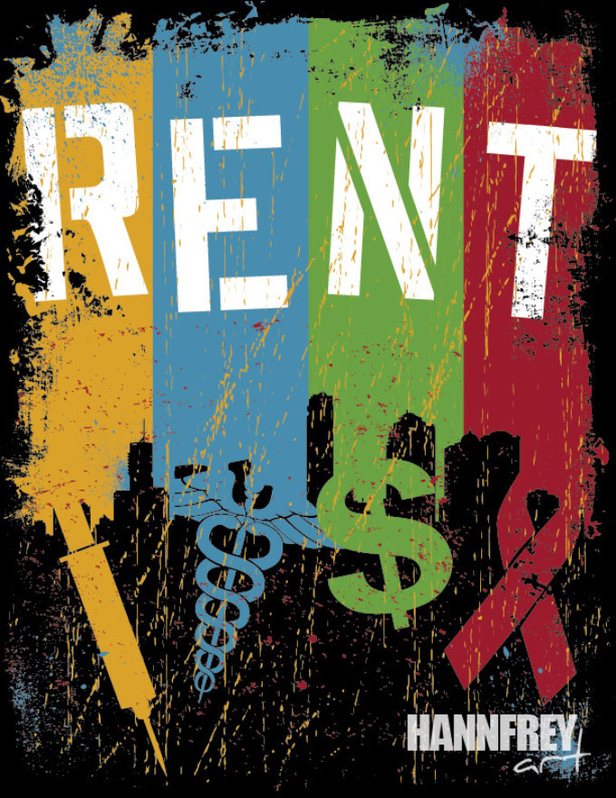BWW Feature: RENT FINALLY OPENS ITS DOORS TO COMMUNITY ACTORS at Some Theatre Company