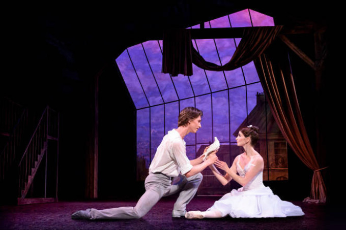 BWW Review: ASPHODEL MEADOWS/THE TWO PIGEONS, Royal Opera House