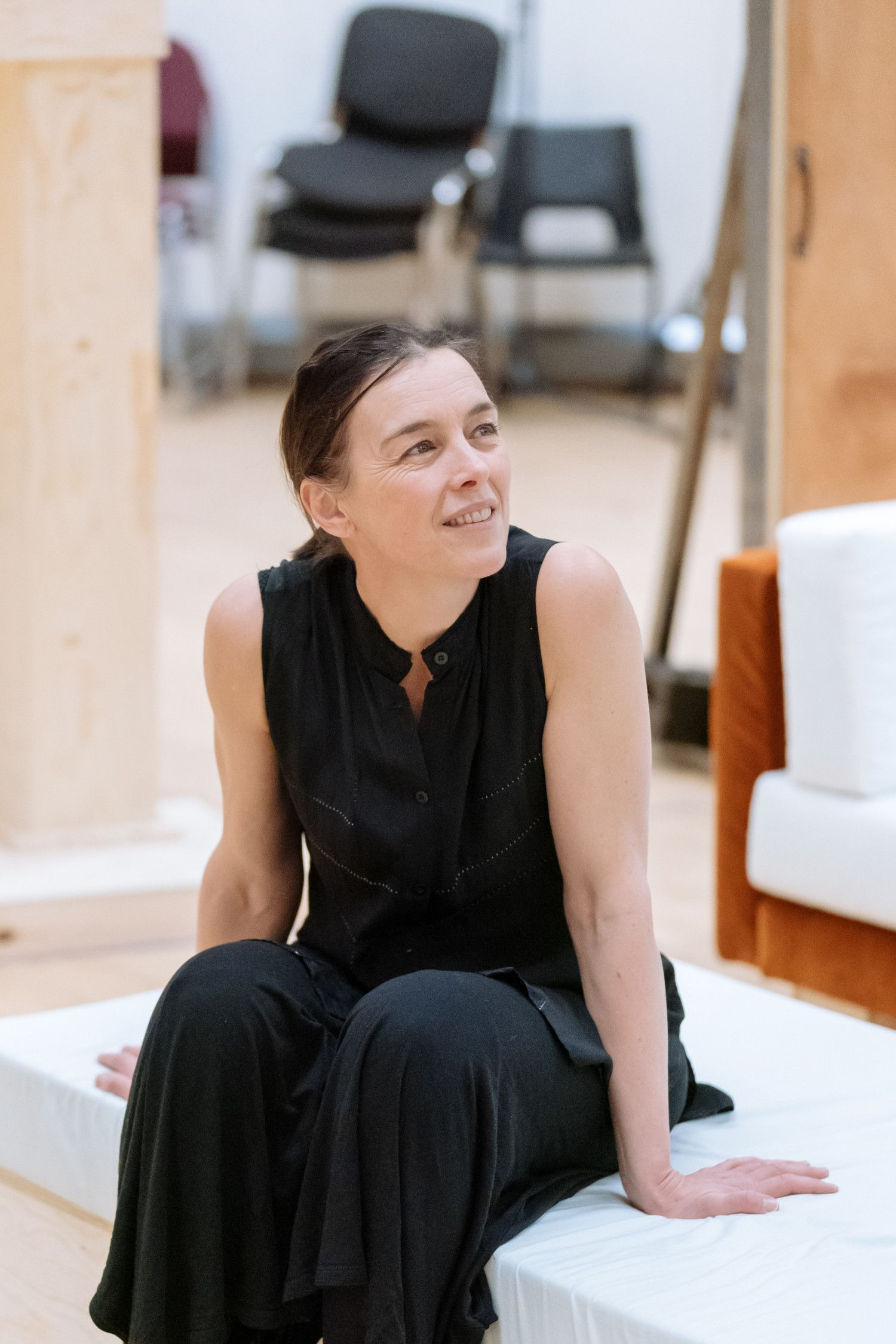 BWW Interview: Olivia Williams Talks TARTUFFE