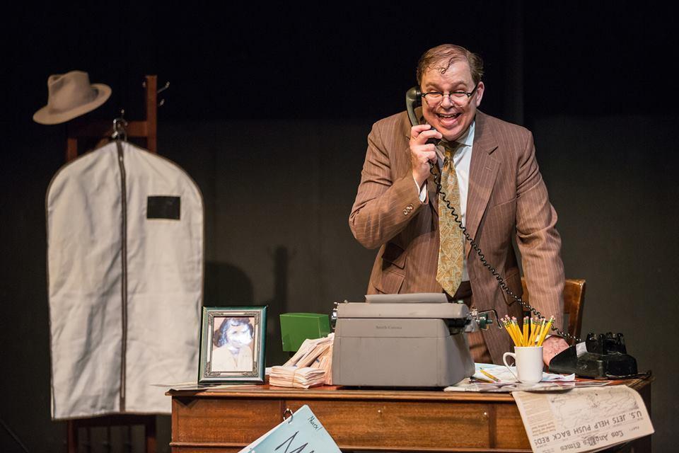BWW Review: A JEWISH JOKE at Bunbury Theater